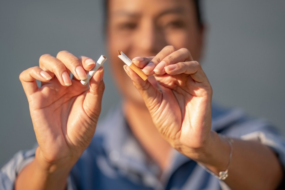 องค์กรปลอดบุหรี่